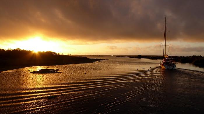 Segunda parte da velejada e batimetria pela região sul da Lagoa Mirim foi destaque do Janga Sail Talks Live