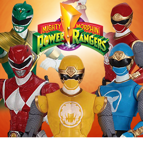 6 INCH POWER RANGERS LEGACY