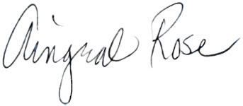 Aingeal Rose Signature