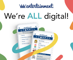2018 Entertainment Coupon Boo.