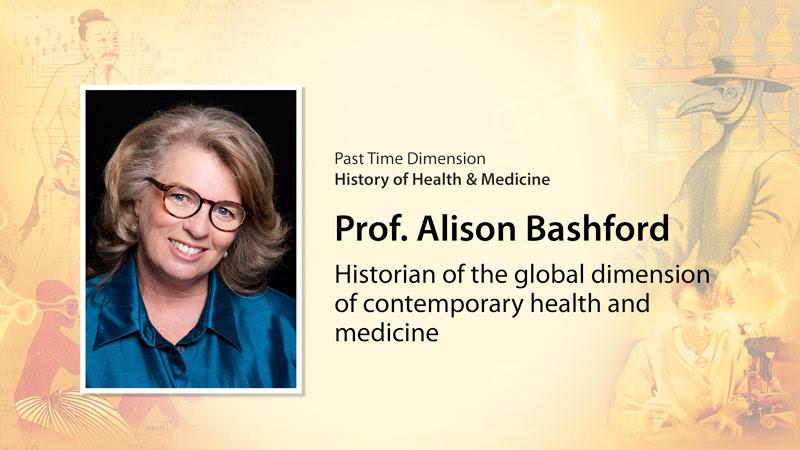 Prof. Alison Bashford