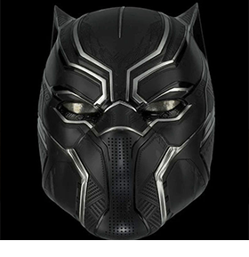 Captain America: Civil War Black Panther 1:1 Scale Limited Edition Replica Helmet