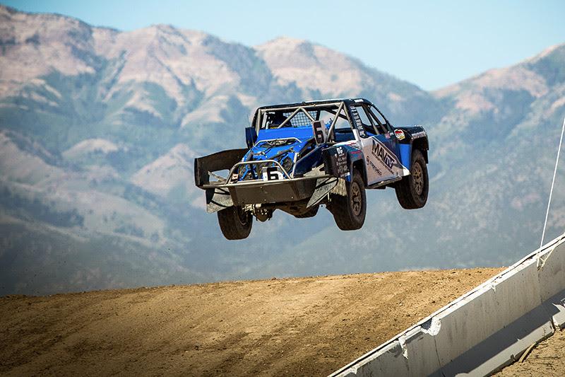 Brandon Arthur, MAVTV, HRT Motorsports, Bink Designs, FOX, Baja Designs
