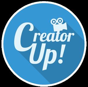 Creator Up logo