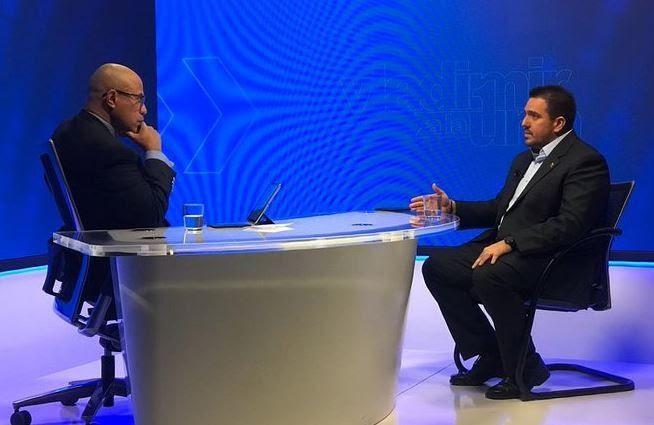 stalin González en Globovisión