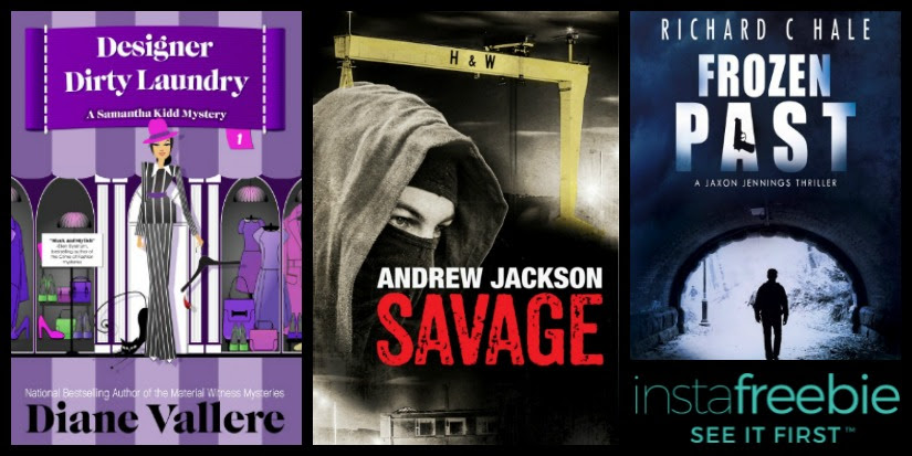 Free Thriller, Mystery, and Crime Ebooks