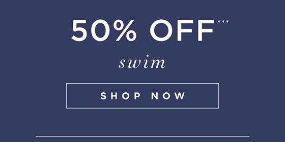 50% off Swim