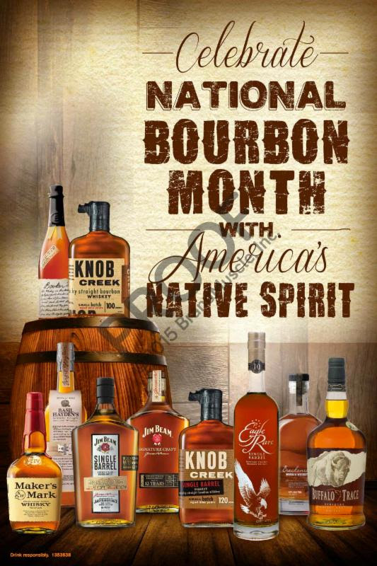 bourbon at Cap n' Cork