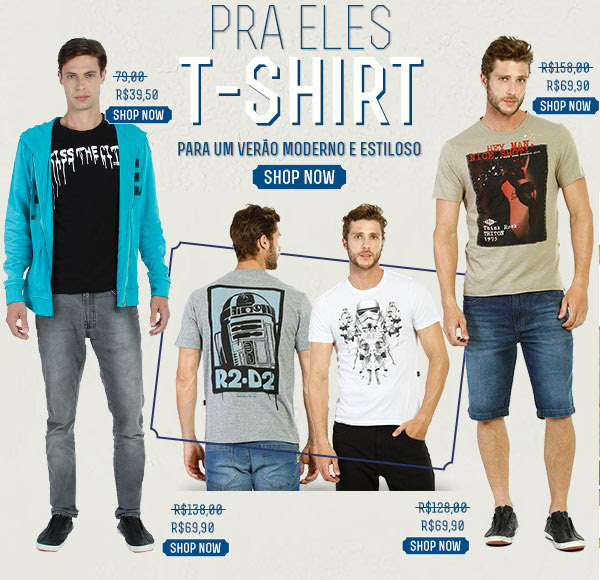 Dress for less - masculino