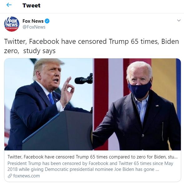 Fox News retweet NewsBusters