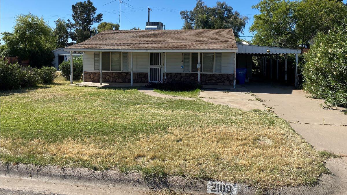 2109 E Sheridan St Phoenix, AZ 85006 wholesale house listing