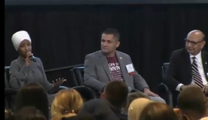Ilhan Omar berates Muslim questioner for asking her to condemn female genital mutilation