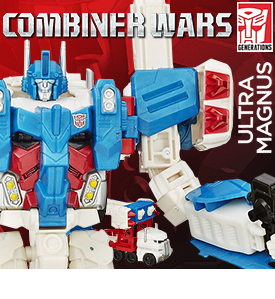 COMBINER WARS LEADER ULTRA MAGNUS