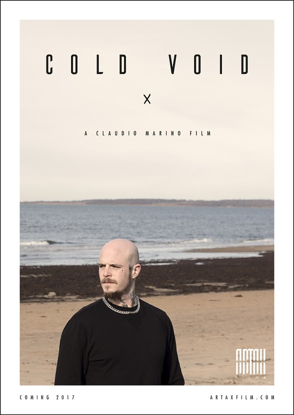"""SHINING """"Cold Void"""" poster"""