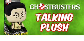 GHOSTBUSTERS TALKING PLUSH