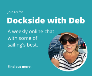 Dockside with Deb