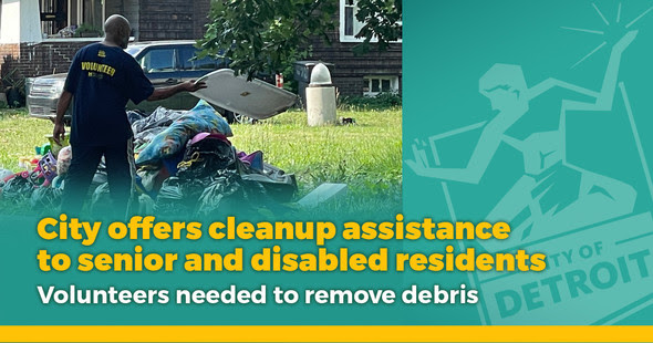 Flood - Assistance for Seniors & Disabled