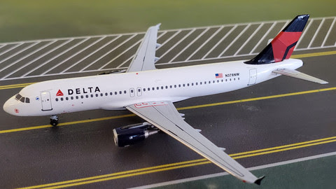 Airbus A320 Delta N378NW