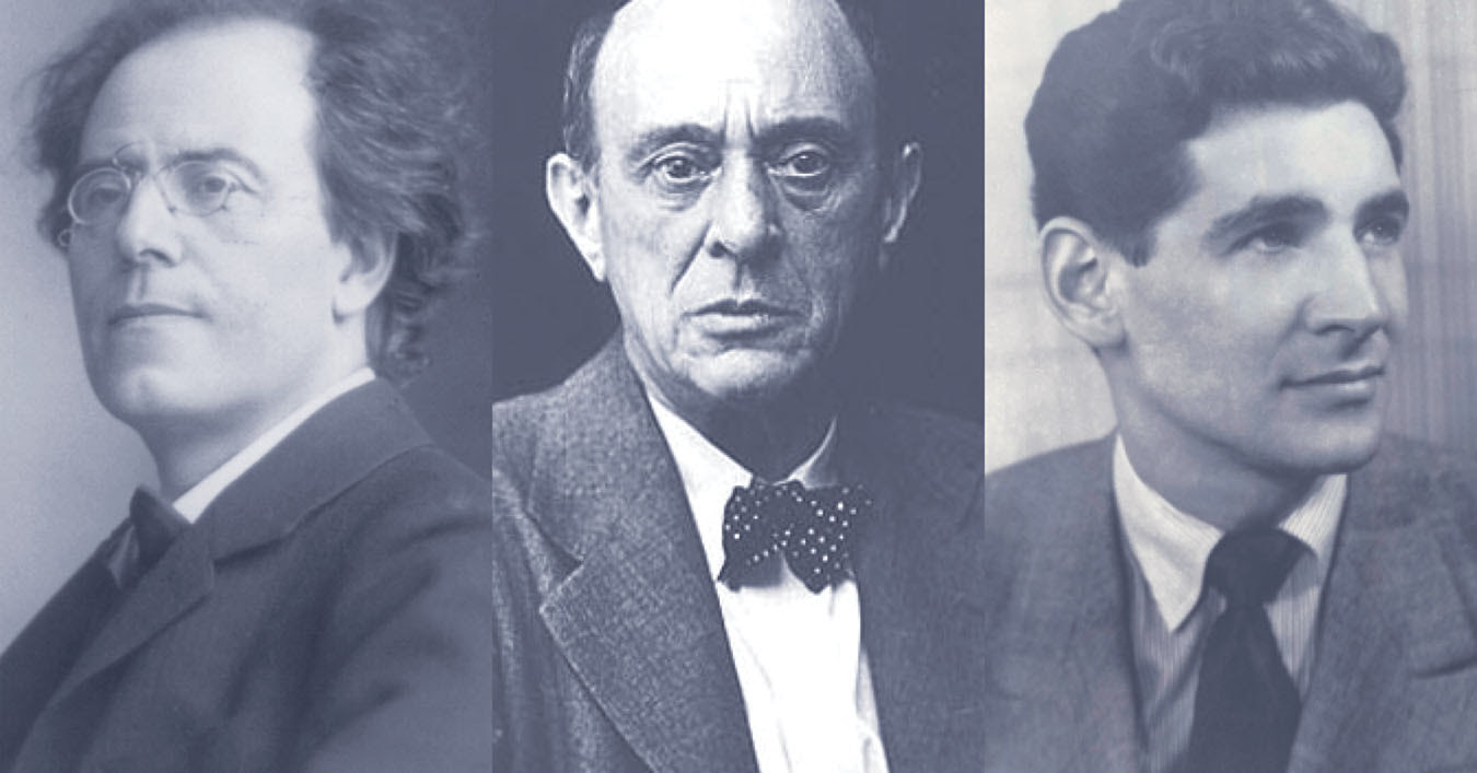 Three Jewish Composers