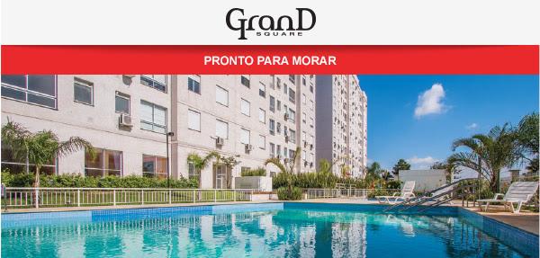 Grand Square - imóvel pronto para morar