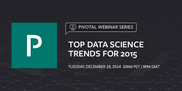 Data Trends 2015