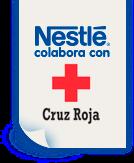 Nestlé colabora con Cruz Roja