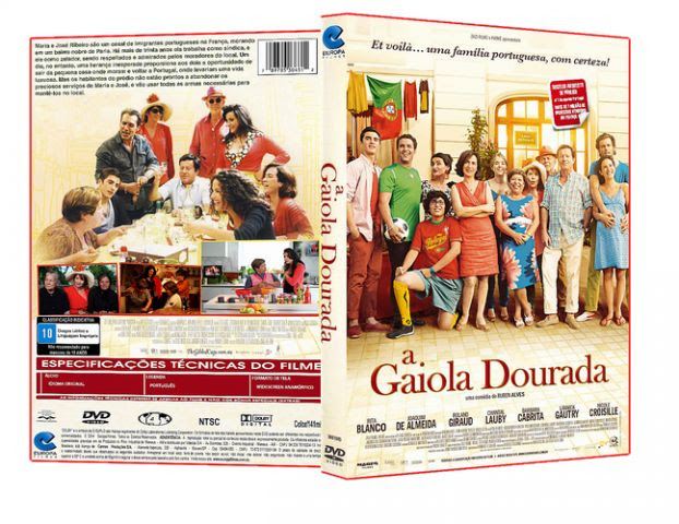 A Gaiola Dourada Torrent – BluRay Rip 1080p Dual Áudio (2014)
