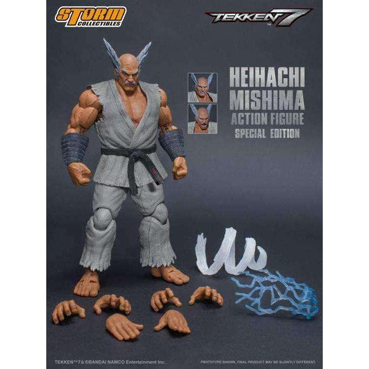 Image of Tekken 7 Heihachi Mishima (Special Edition) 1/12 Scale Figure