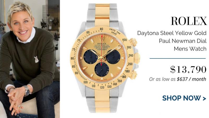 Rolex Daytona Steel Yellow Gold Paul Newman Dial Mens Watch