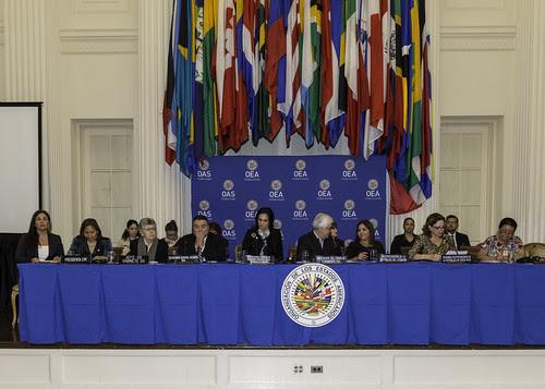 Comisión de Mujeres y Consejo Permanente de la OEA celebran 90 años de lucha de la CIM por la igualdad de género
