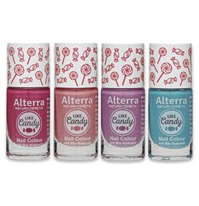 "Alterra ""Like Candy"" Nail Colour"