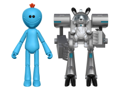 FUNKO RICK AND MORTY ARTICULATED ACTION FIGURES
