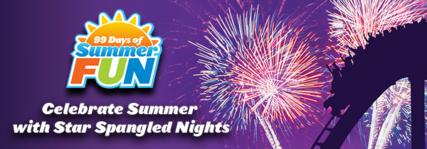 Celebrate Summer with Star Spangled Nights