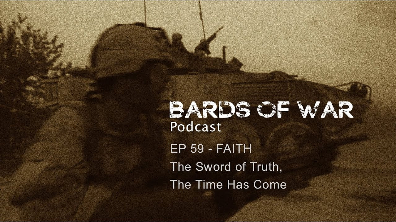 Bards of War: FAITH, The Sword of Truth, the Time Has Come BkCvOHujye