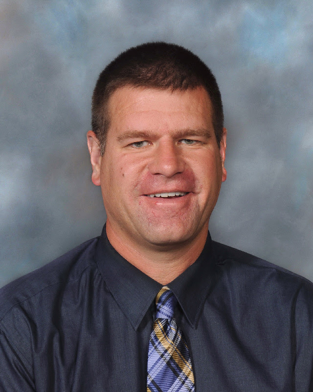 Image of PrincipalBryan Frost