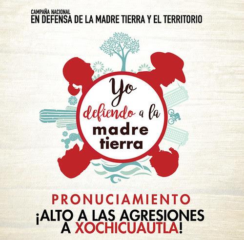 Pronunciamiento Campaña Madre Tierra x Xochicuautla