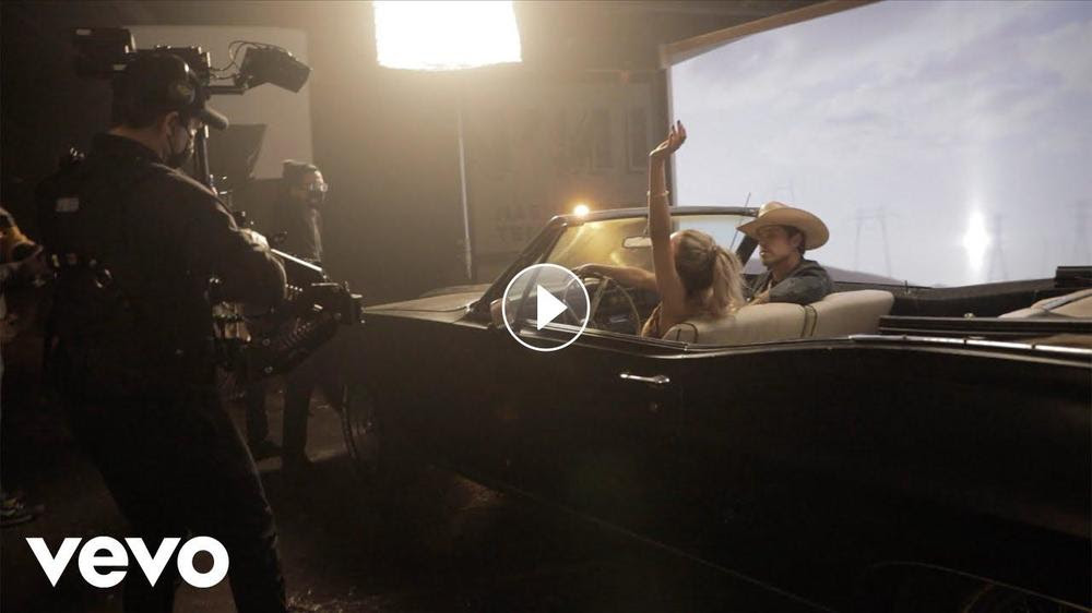 "Making of the ""Thinking 'Bout You"" Music Video"