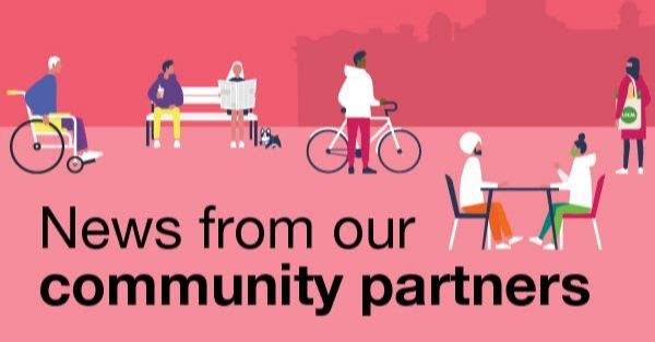 News from our community partners