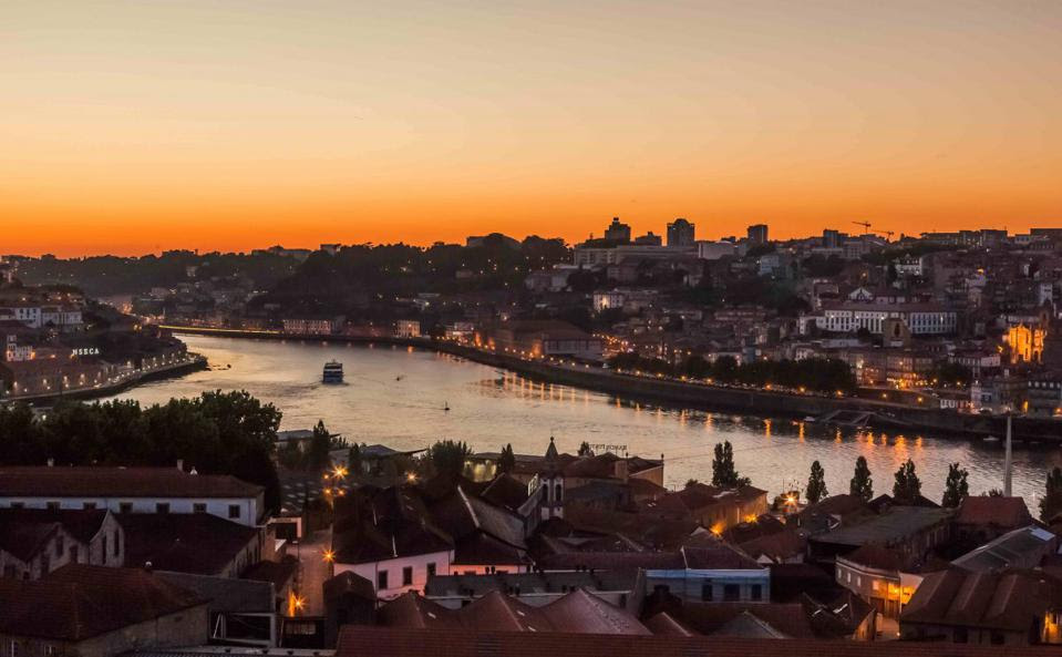 Porto (Credit: The Yeatman)