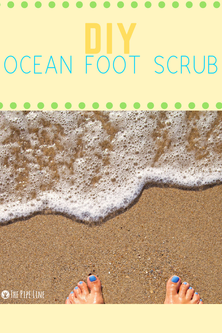 DIY Ocean Scrub