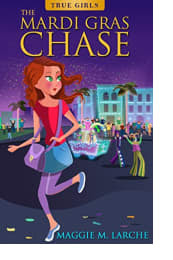 The Mardi Gras Chase by Maggie M. Larche