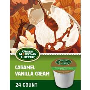 Green Mountain Caramel Vanilla...