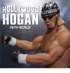 1/6 SCALE HULK HOGAN