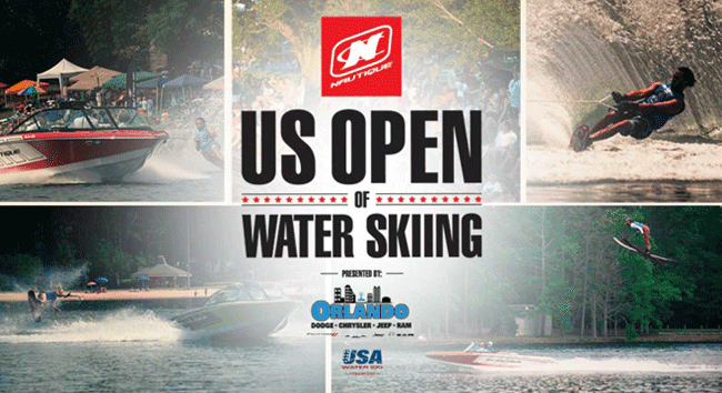 US OPEN of WATER SKIING