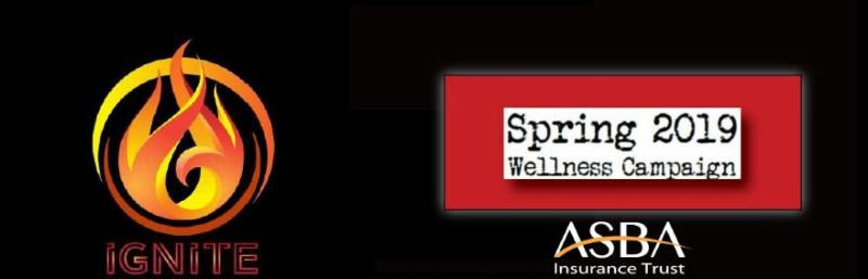 Spring 2019 Wellness Campaign logo