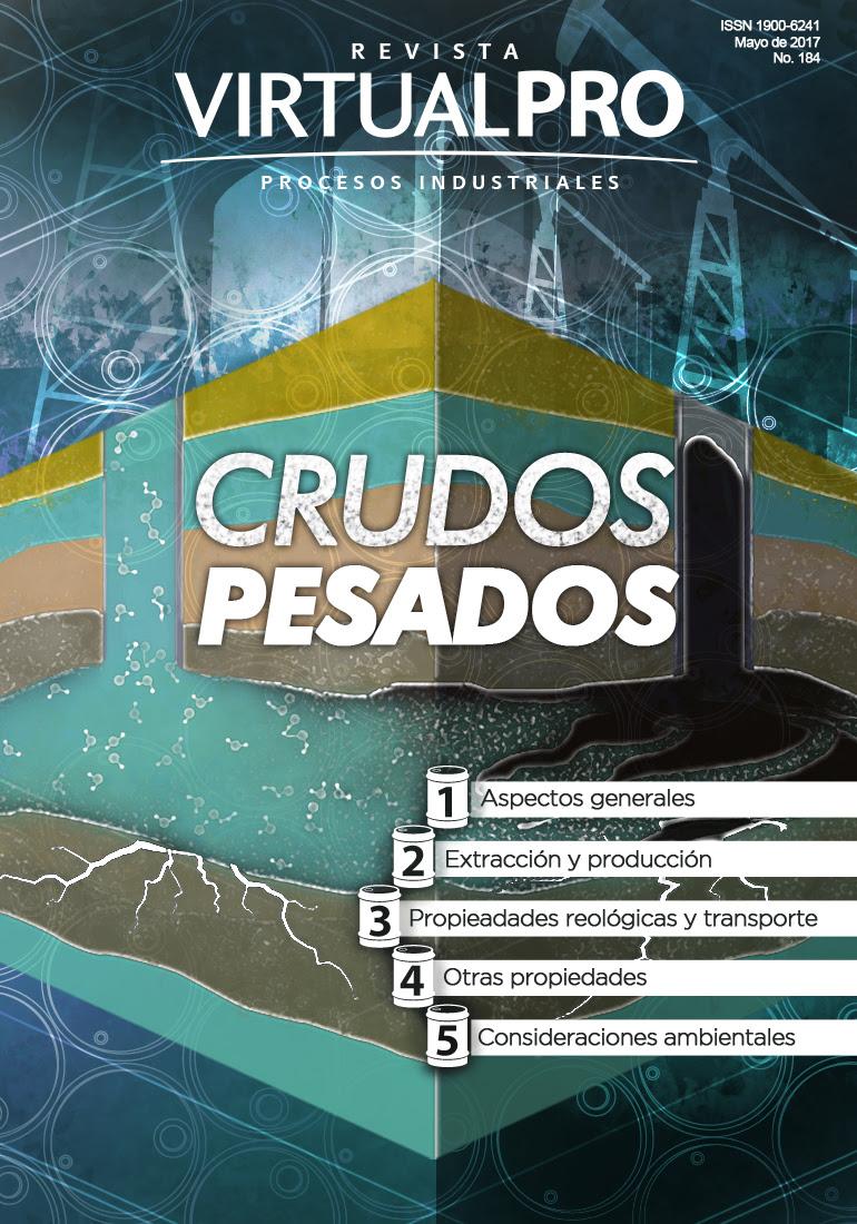 CRUDOS PESADOS MAYO 2017