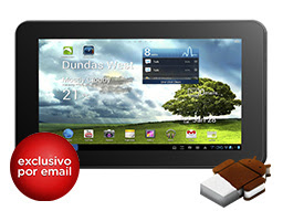 tablet Multilaser Vibe 4gb tela 7""