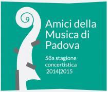 Amici della Musica 2014-2015. Logo Stagione concertistica