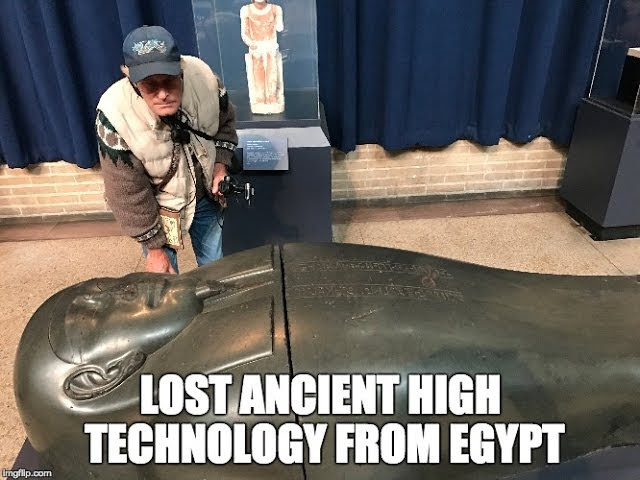 Lost Ancient Egyptian High Technology In The Penn Museum Of Philadelphia  Sddefault