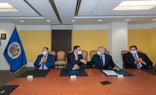 OEA observará elecciones generales del 28 de noviembre en Honduras